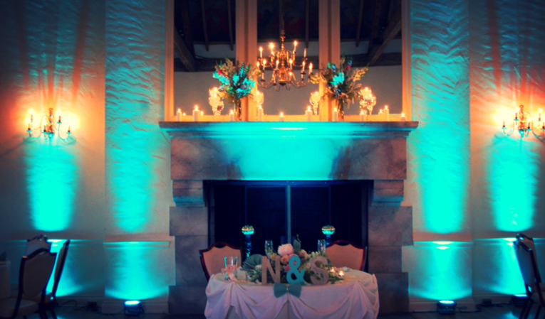 Baccari Entertainment offers professional event lighting services. We offer all different types of packages to accommodate your event. & Baccari Entertainment - Lighting Services azcodes.com